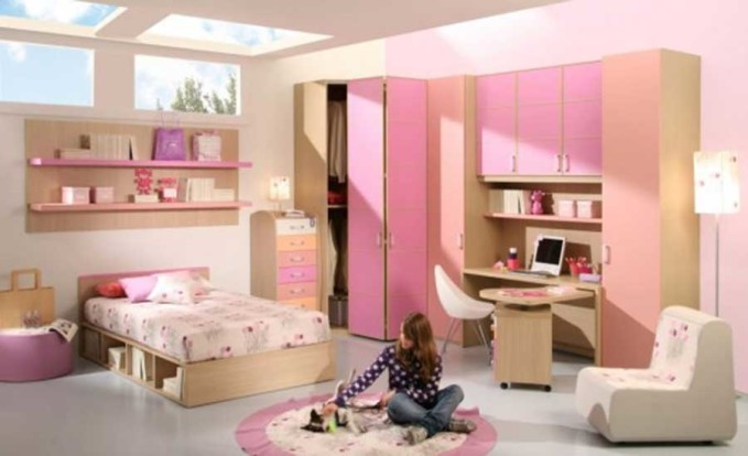 5 Must-Have Designs for a Girl\'s Room Decoration | ALL INTERIOR DECOR