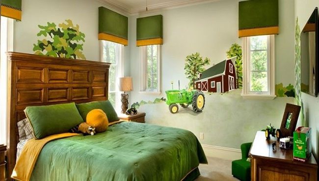 Boys Room Design Ideas ALL INTERIOR DECOR