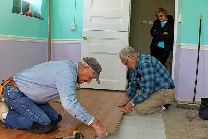 How To Install Laminate Flooring In Diy Way All Interior Decor